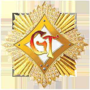 """значок """"Основатель GoldTeama"""""""