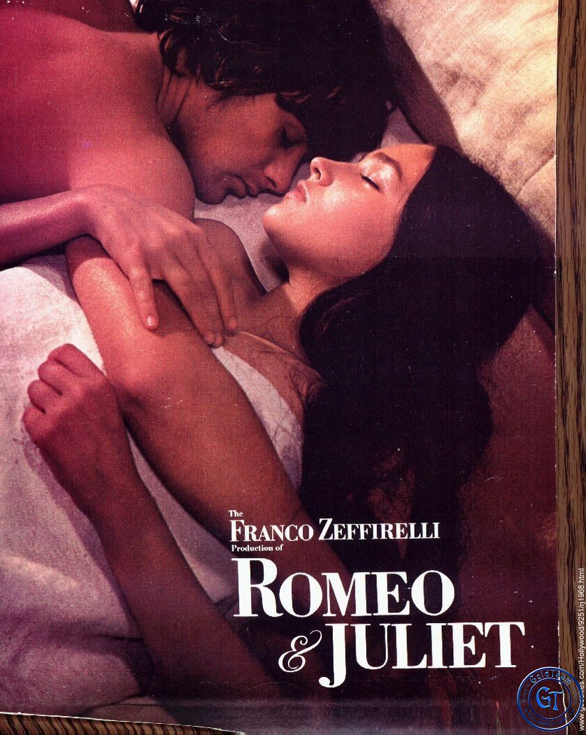 romeo and juliet movie and text