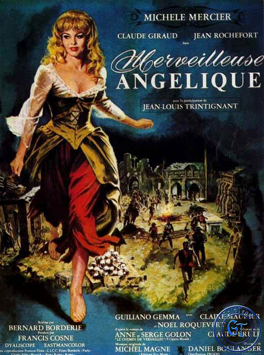 Великолепная анжелика merveilleuse angélique